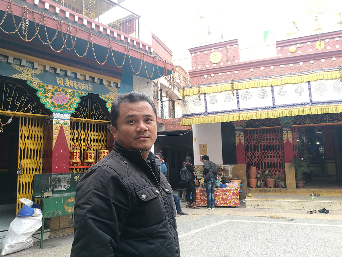 チベット_マジュヌカティラ_サラスバット2-2