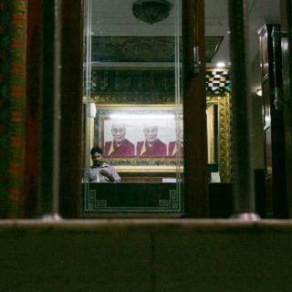 インドの中の異国、マジュヌカティラへ。チベットの話【1】